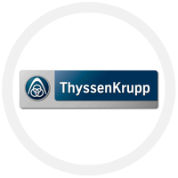 Click to read ThyssenKrupp's Case Study