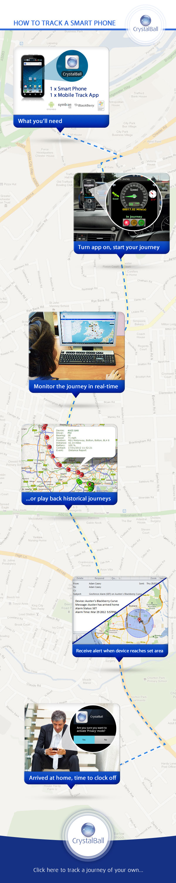 how to track a mobile phone