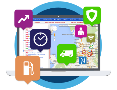 Vehicle Tracking System Features