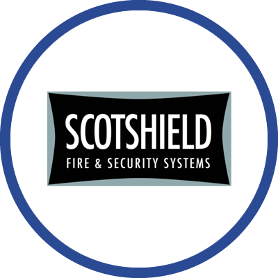 Scotshield Fire & Security Systems Logo