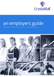 Crystal Ball's Employers Guide to Protecting Your Mobile Workforce