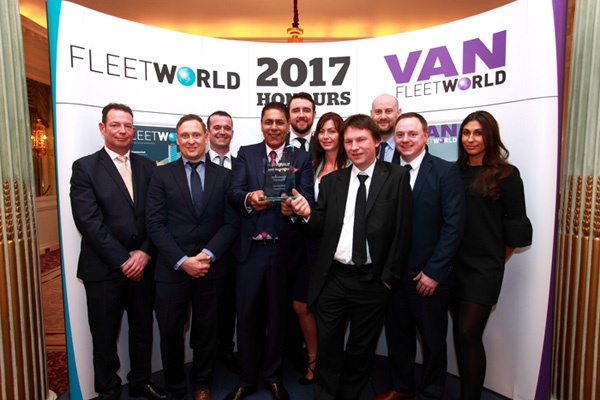 FleetWorld Honours Crystal Ball Team