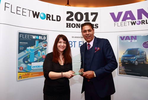 FleetWorld Honours Winner