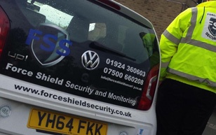 Forceshield security car