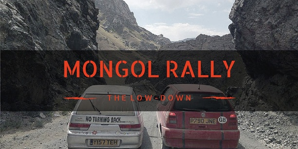 Mongol Rally The Low Down