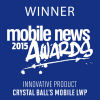 Mobile News Awards 2015 winners logo