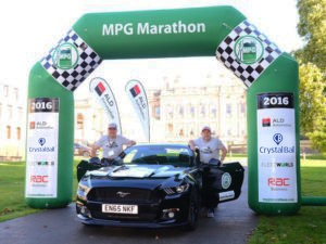 MPG Marathon proves importance of economical driving with an unexpected winner