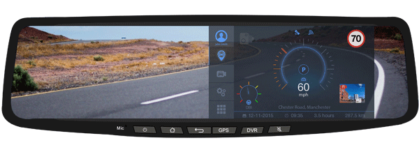Crystal Ball's integrated fleet tracking and 3G HD dash cam to bring new dimension to MPG Marathon