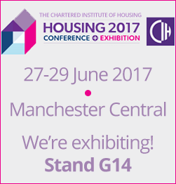 Crystal Ball exhibiting at CIH Housing 2017