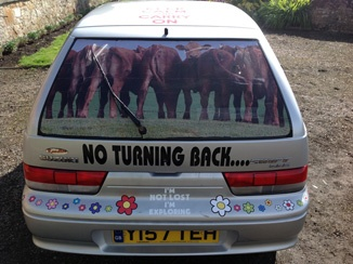 Top Gear's Burma Special looks tame compared to this...